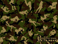 Morning Wood Camo Army Green